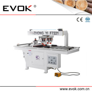 Hot Selling Automatic Woodworking Two-Row Multi-Drill Boring Machine F7221 pictures & photos
