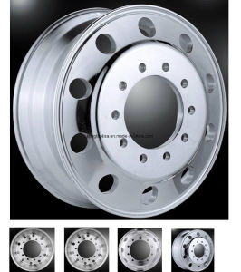 All Sizes of Trailers Aluminum Alloy Wheel Hub pictures & photos