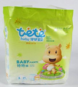 Disposable Compettitive Pull up Baby Pants Diaper, Pull up Pants pictures & photos