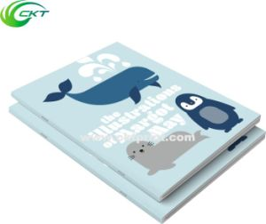 Perfect Bound Catalog Printing, Children Printing, Booklet Printing (CKT-BK-1051) pictures & photos