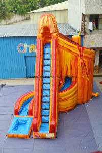 Kids Adult Game Inflatable Water Slide with Pool for Water Park (chsl1114s) pictures & photos