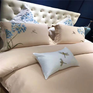 Factory Supply Wholesale Brush Cotton King Bedding for Hotel Apartment pictures & photos