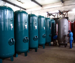 High Quality Customized Liquefied Gas Storage Tank pictures & photos