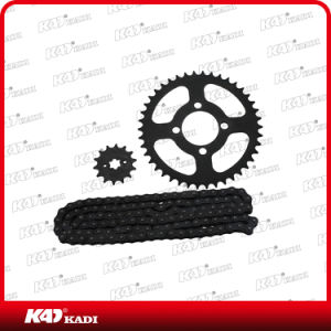 High Quality Motorcycle Spare Parts Motorcycle Sprocket Wheel for Bajaj Discover 100 pictures & photos