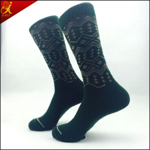 Cotton Material Custom Men Sock pictures & photos