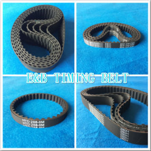 Ningbo Factory Industrial Rubber Timing Belt Mxl 302/304/320/326/332/347.2/362/370.4 pictures & photos
