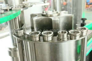 Automatic Vegetable Oil Filling Capping Machine with Ce Certificate pictures & photos