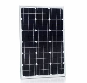 China Factory Direct Mono Solar Panel 50W for Sale pictures & photos