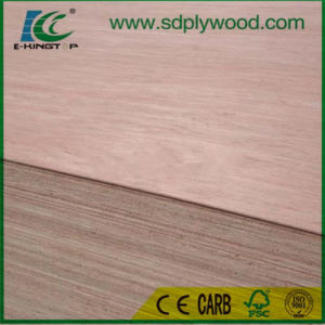 Commercial Plywood/Fancy Plywood for Furniture From Linyi Factory pictures & photos