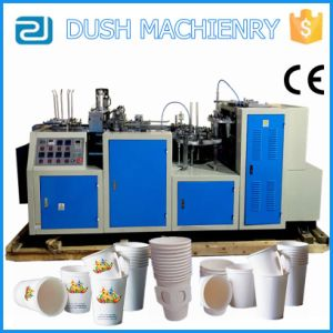 Paper Cup Machine with Online Handle Applicator