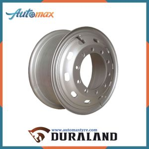 Tube Steel Wheel Rim for Truck Tire pictures & photos
