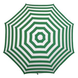 1.8m 98% UV Protect Upf50+ Beach Shade Umbrella with Tilting Emerald