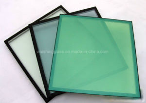 Tempered Double Glazing Window Curtain Wall Insulated Glass pictures & photos