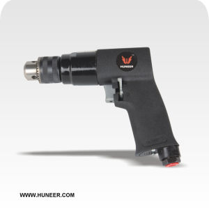Pistol Type Reversible Pneumatic Air Drill (HN-AD103) pictures & photos