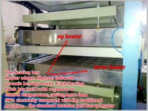 Plastic Vacuum Forming Machine to Produce Kind of Trays pictures & photos