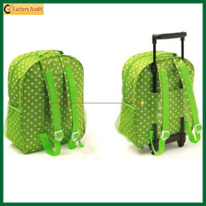 Trolley Backpack Bag School Book Bag (TP-BP164) pictures & photos