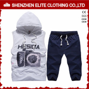 Wholesale Cheap Sleeveless Sweatshirts Men and Women (ELTHI-58) pictures & photos