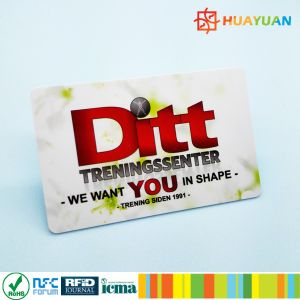HUAYUAN MIFARE DESFire EV2 RFID card for Cashless payment pictures & photos