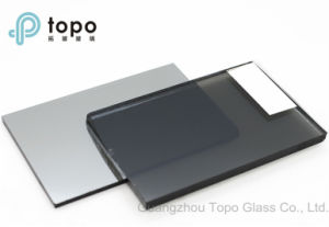 4mm-10mm Gray Reflective Construction Glass (R-G) pictures & photos