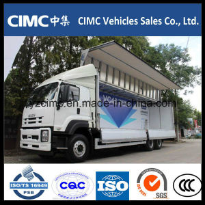 Hyundai Xcient 6X4 Wing Body Truck 30 Ton pictures & photos