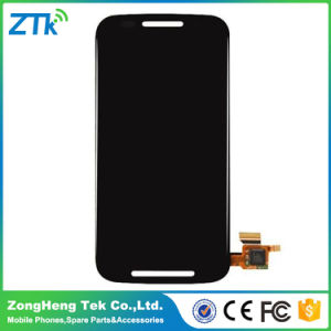 100% Working LCD Screen Assembly for Motorola Moto E pictures & photos