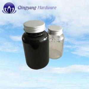 Metal Aluminium Screw Cap for Empty Medicine Bottle with Embossed pictures & photos