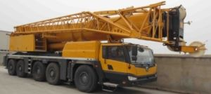 XCMG Official Manufacturer Qay130 130ton All Terrain Crane Machine pictures & photos