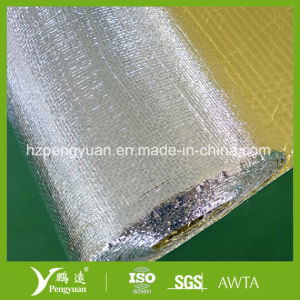 Silver Reflective Multi-Layer Bubble Foil Thermal Attic Insulation pictures & photos