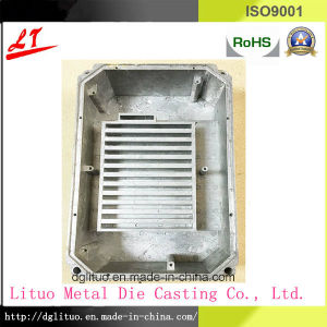 OEM Aluminium Die Casting for Heat Sink Part pictures & photos