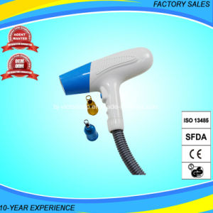 Good Quality Ce Approved ND YAG Laser Tattoo Machine pictures & photos