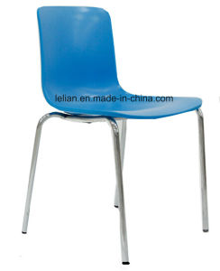 Restaurant Dining Chair, Colorful Plastic Stacking Chair (LL-0015) pictures & photos