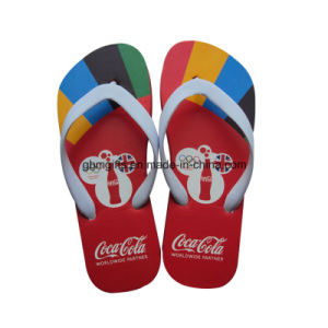 Advertising Flip Flop EVA Slipper pictures & photos