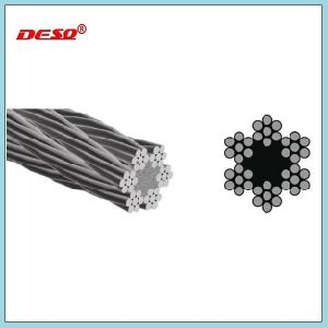 6*19 AISI Lifting Steel Cable Wire Rope pictures & photos