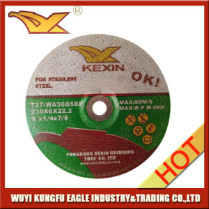T27 Flexible Grinding Wheel for Stainless Steel pictures & photos