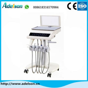 Qualited Dental Chair for Left Hand Dentist pictures & photos
