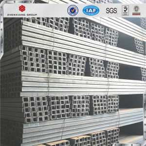 S235jr Ss400 Q235 Standard Hot Rolled Channel Steel pictures & photos