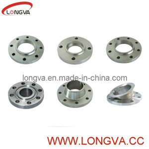 Stainless Steel Flat Flange Pipe Fittings pictures & photos