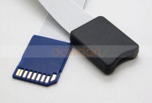 Customize Length SD to Micro SD / TF Card Flexible Extension Cable pictures & photos