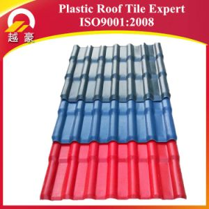 Heat Insulation ASA PVC Colored Plastic Roof Sheet pictures & photos