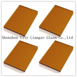 3mm G-Crystal Gray Tinted Glass&Color Glass&Painted Glass for Decoration/Building pictures & photos