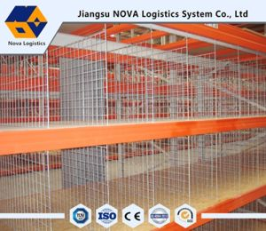Electrastic Powder Coating Heavy Duty Selective Pallet Racking pictures & photos