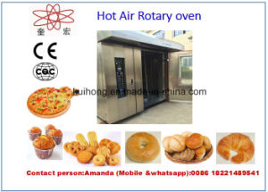 Kh Ce Approved Rotary Bread Oven/Rotary Baking Oven Price pictures & photos