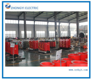 Factory High Frequency Single Phase Dry Type Step up Power Supply Transformers pictures & photos