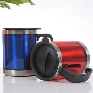 Stainless Steel Coffee Mug (CL1C-M06) pictures & photos
