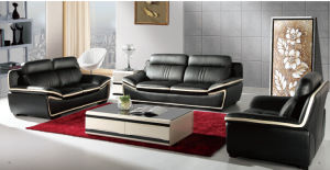 Furniture for Modern Sofa with Top Grain Leather pictures & photos