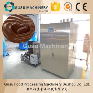Ce Approved Gusu Chocolate Thermostat Machine Made in China pictures & photos