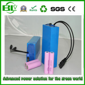 High Energy Density Long Cycle Liff Primary Lithium Battery pictures & photos
