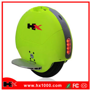 Electric Self Balance Unicycle with Bluetooth Speaker, CE, FCC and RoHS Certified pictures & photos