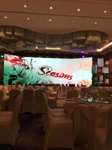 P4 Rental Full Color LED Screen pictures & photos