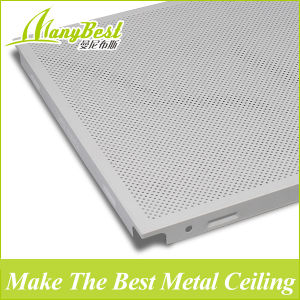 Firproof Suspended Aluminum Ceiling for Office pictures & photos